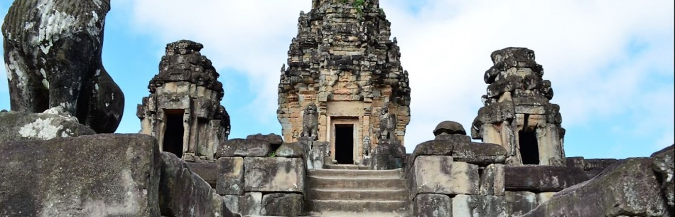 HeritageTemple! Temple! Temple! Cambodian ancestors left us abundant heritage. We are so proud of them. Everywhere we go, we see temples, some ruins, many others... To learn more, click on the image.
